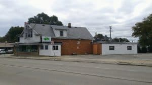 Picture of Free Style Graphics Building for Screen Printer needed post